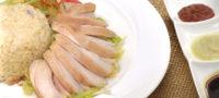 Chicken Hainanese