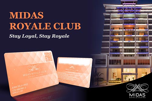 Midas Hotel and Casino Royal Club